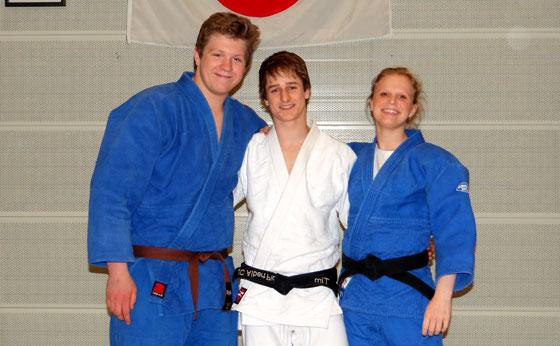 Judo Albert Plovier: medaille winst